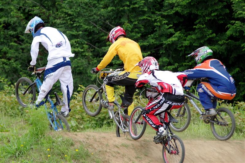 2008JOSF緑山6月定期戦VOL5:BMXエキスパートクラス予選_b0065730_21105439.jpg