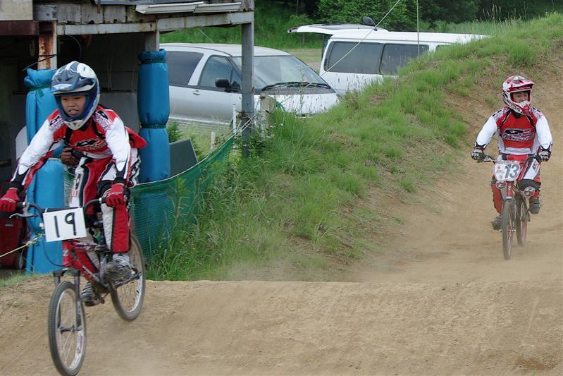 2008JOSF緑山6月定期戦VOL5:BMXエキスパートクラス予選_b0065730_21165490.jpg