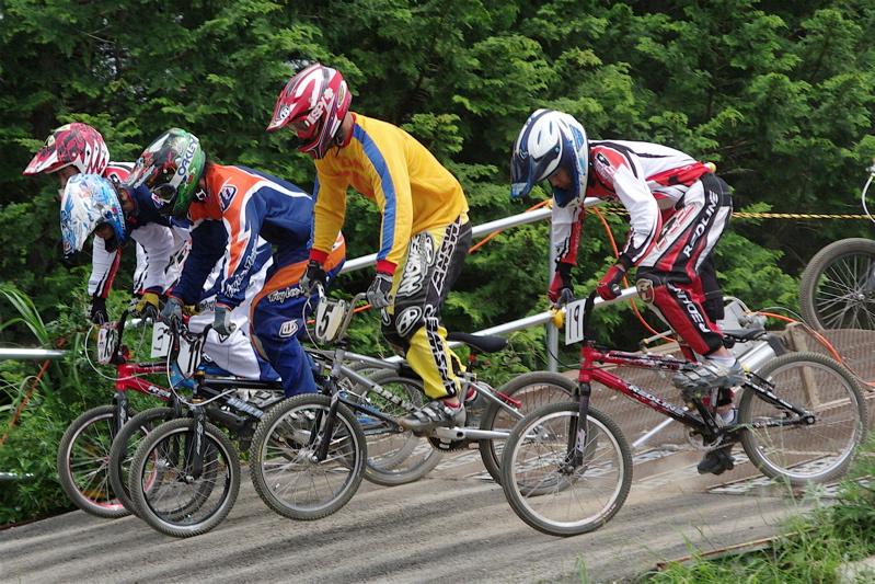 2008JOSF緑山6月定期戦VOL5:BMXエキスパートクラス予選_b0065730_21205517.jpg