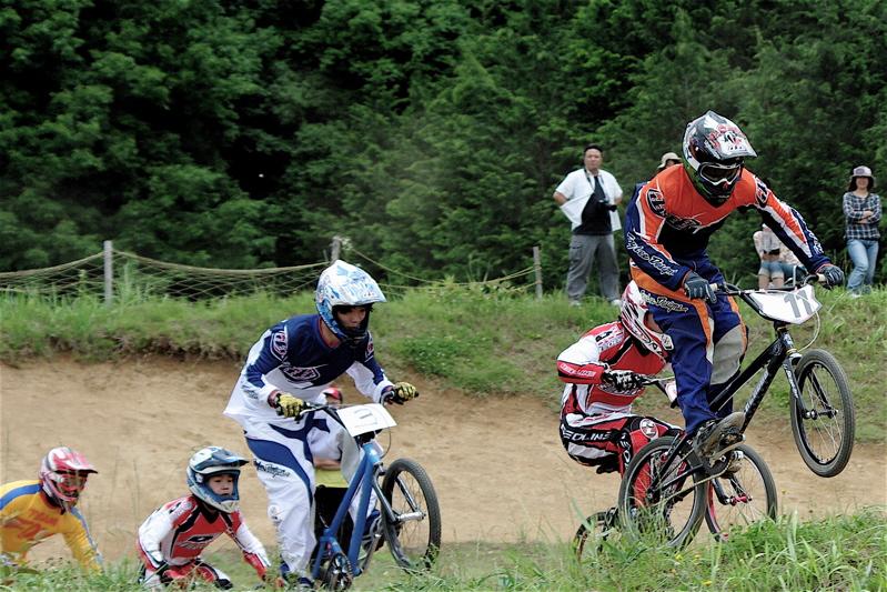 2008JOSF緑山6月定期戦VOL5:BMXエキスパートクラス予選_b0065730_2151416.jpg