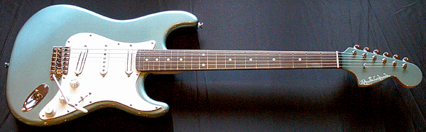 西山さんオーダーの「Moderncaster S #013」が完成!_e0053731_19262974.jpg