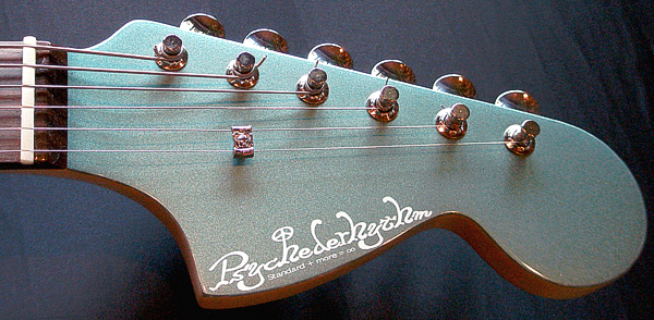 西山さんオーダーの「Moderncaster S #013」が完成!_e0053731_19265715.jpg