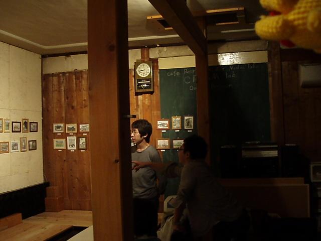 尾鷲の風景スケッチ画展の準備_c0010936_9285716.jpg
