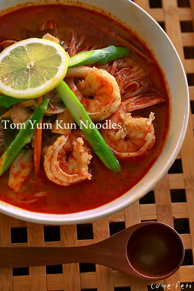 トム・ヤム・クン麺_f0149855_933015.jpg