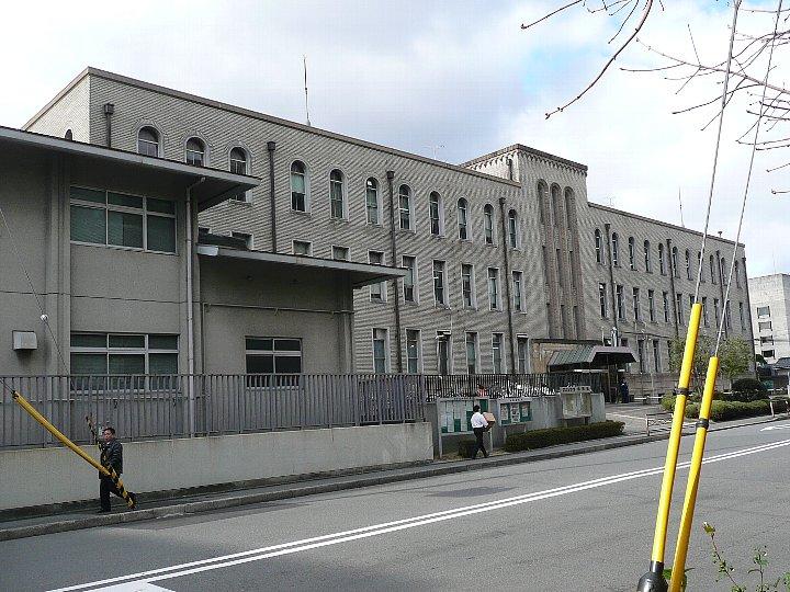 京都府警察本部_c0112559_14424245.jpg