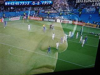 フランス×イタリア EURO2008_c0025217_11414549.jpg