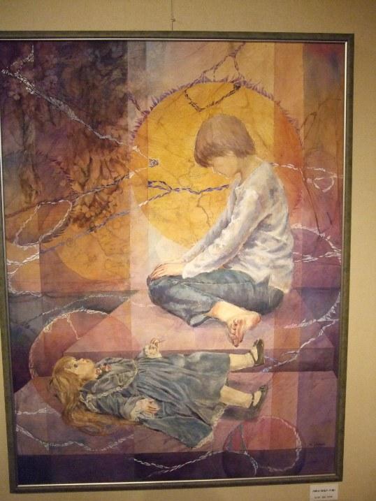 665) 山の手 「湯淺美恵・水彩画展」  6月10日(火)~6月30日(月)_f0126829_15572834.jpg