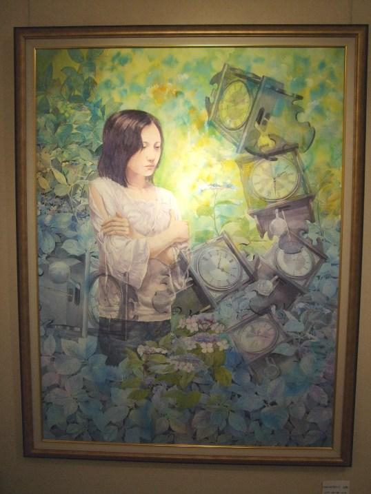 665) 山の手 「湯淺美恵・水彩画展」  6月10日(火)~6月30日(月)_f0126829_1637717.jpg