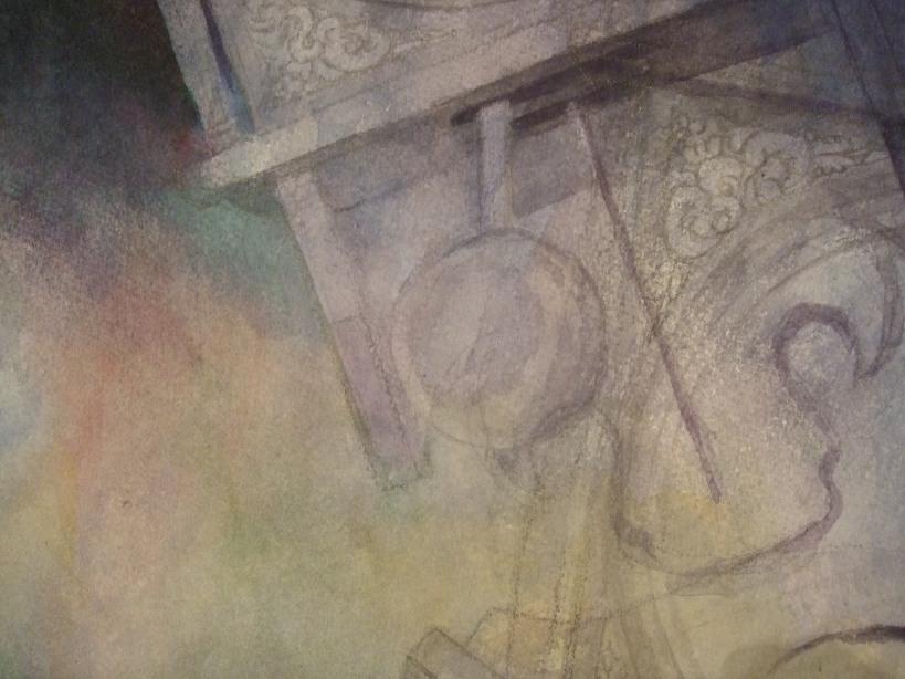 665) 山の手 「湯淺美恵・水彩画展」  6月10日(火)~6月30日(月)_f0126829_16434515.jpg