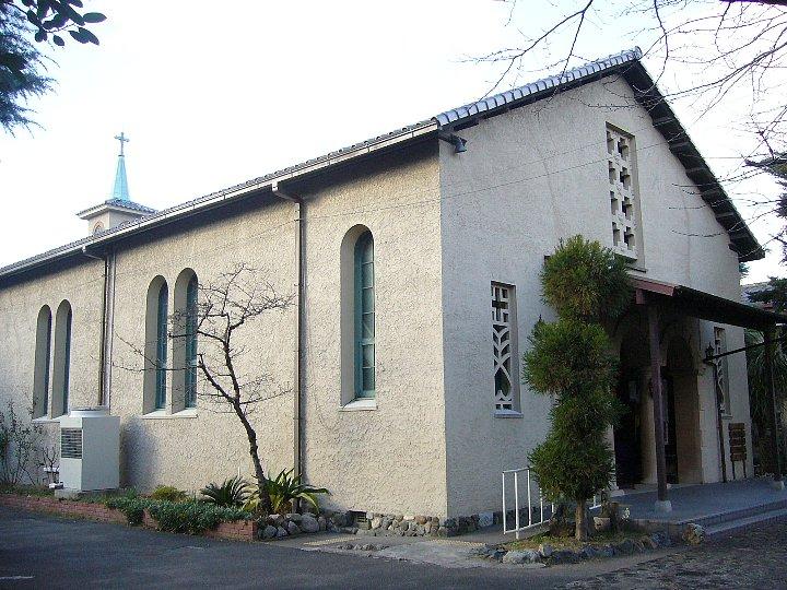 カトリック西陣聖ヨゼフ教会_c0112559_14454753.jpg