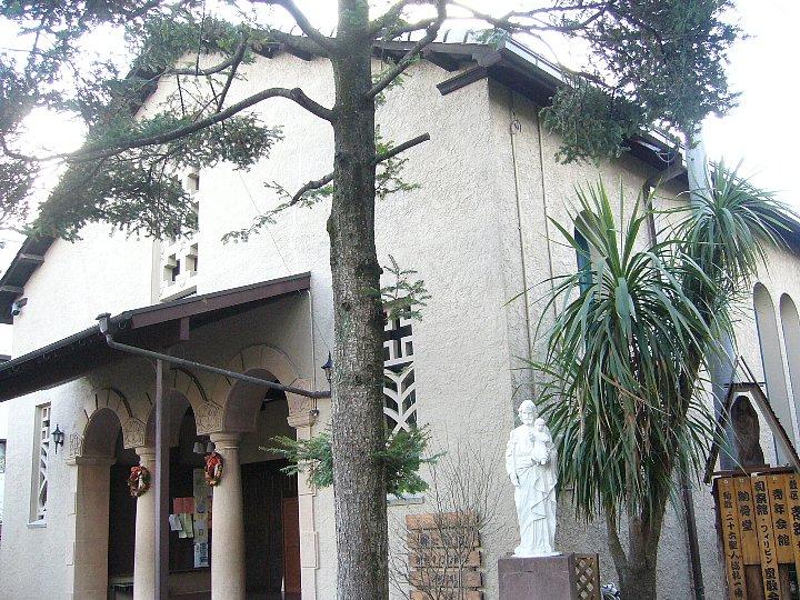カトリック西陣聖ヨゼフ教会_c0112559_1446647.jpg