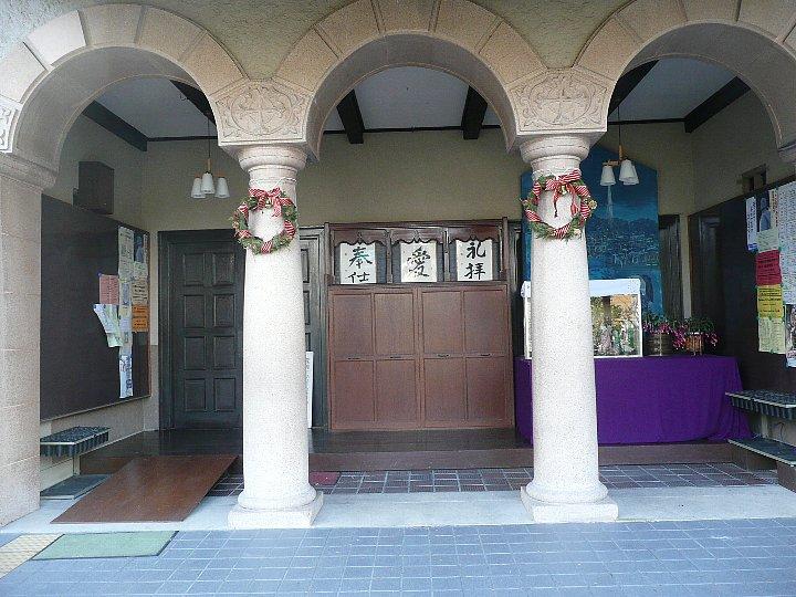 カトリック西陣聖ヨゼフ教会_c0112559_14471912.jpg