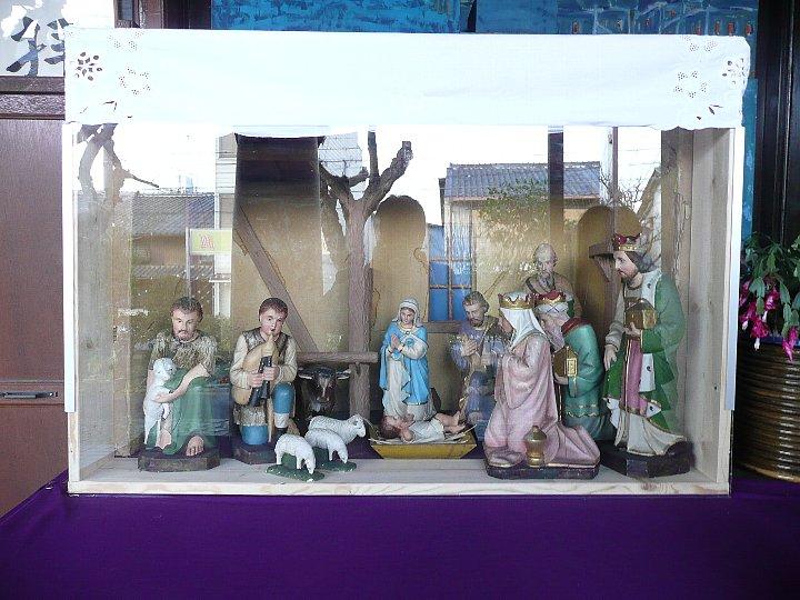 カトリック西陣聖ヨゼフ教会_c0112559_1457531.jpg