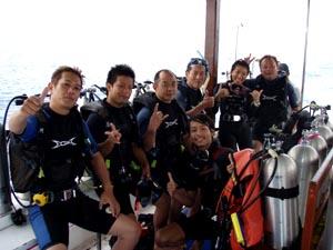 6月17日ラチャヤイ島体験ダイビング_d0086871_14353363.jpg