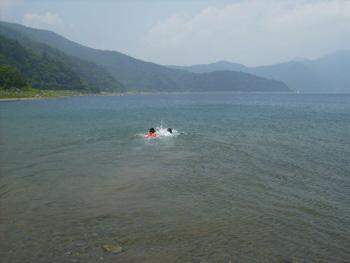 また本栖湖へ_b0084194_19572235.jpg