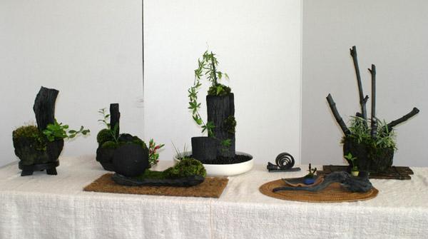 炭の芸術展示品_e0122208_8204673.jpg