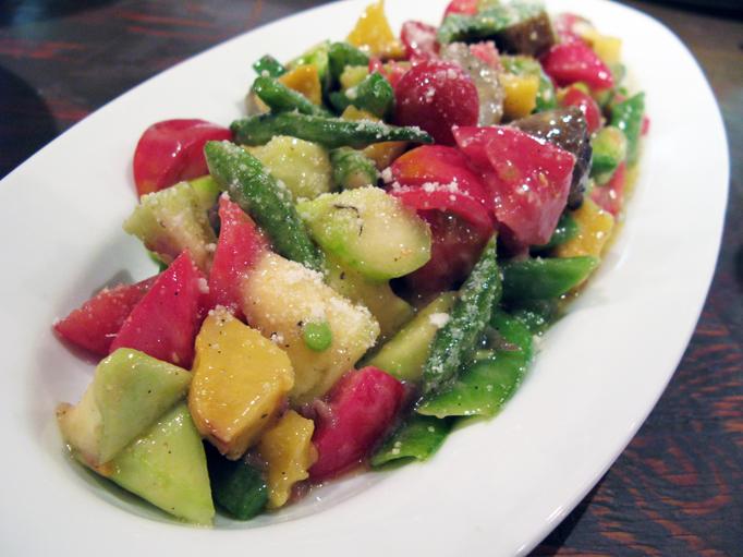 地野菜のインサラータ_c0153426_1125968.jpg