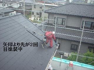 屋根塗装・完成_f0031037_19113383.jpg