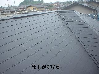 屋根塗装・完成_f0031037_19133383.jpg