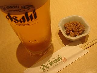 梅丘寿司の美登利 渋谷店_c0025217_1574446.jpg