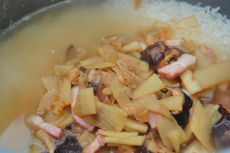 しいたけ風味が美味しい☆ベーコンの炊き込みご飯♪中華おこわ風☆_d0104926_6533687.jpg