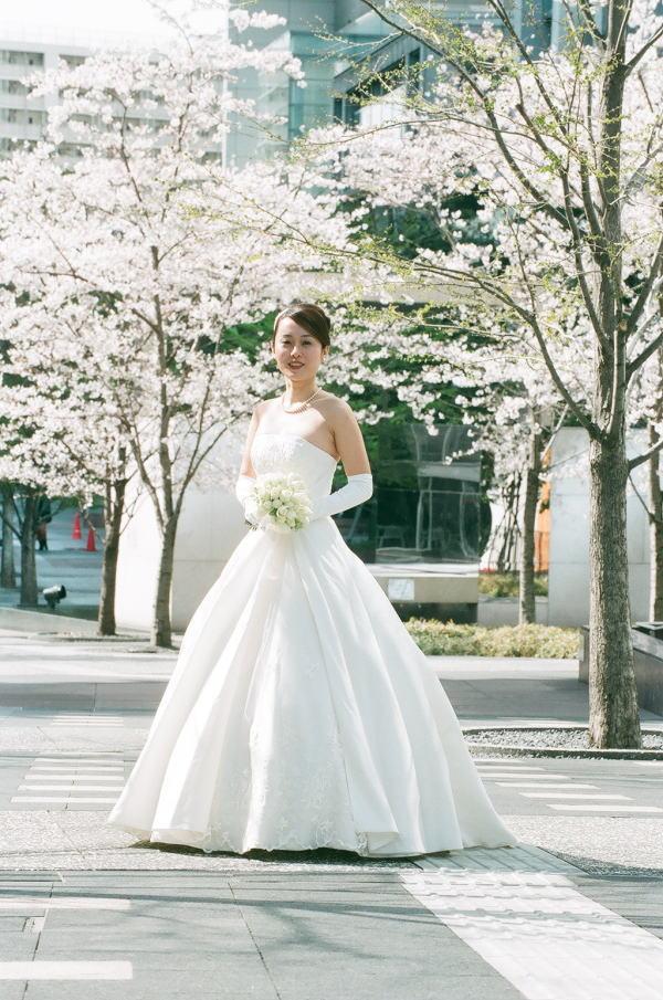 新郎新婦様からのメール 桜のころ ストリングスホテル様へ_a0042928_2120572.jpg