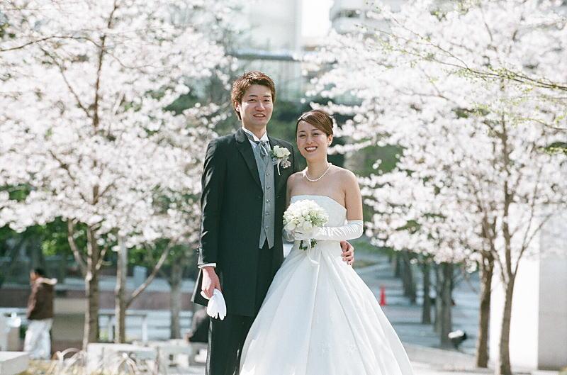 新郎新婦様からのメール 桜のころ ストリングスホテル様へ_a0042928_2192434.jpg