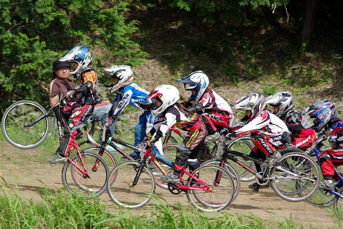 2008JOSF緑山6月定期戦VOL12:ミルキー7、8クラス決勝_b0065730_10385961.jpg
