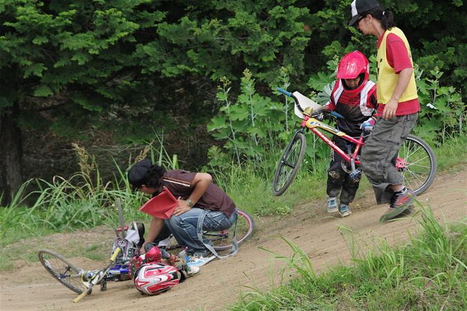 2008JOSF緑山6月定期戦VOL12:ミルキー7、8クラス決勝_b0065730_10524539.jpg