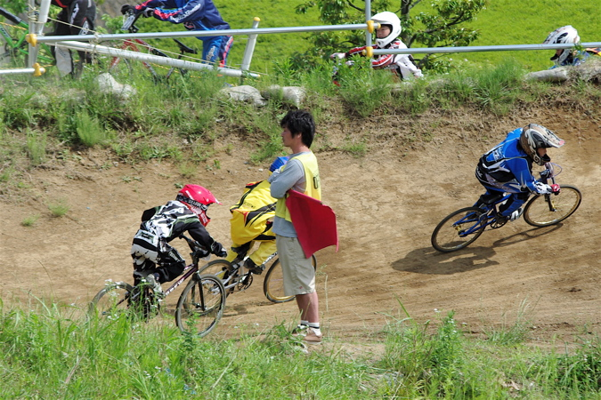 2008JOSF緑山6月定期戦VOL13:ミルキー9、ジュニアクラス決勝_b0065730_20542685.jpg