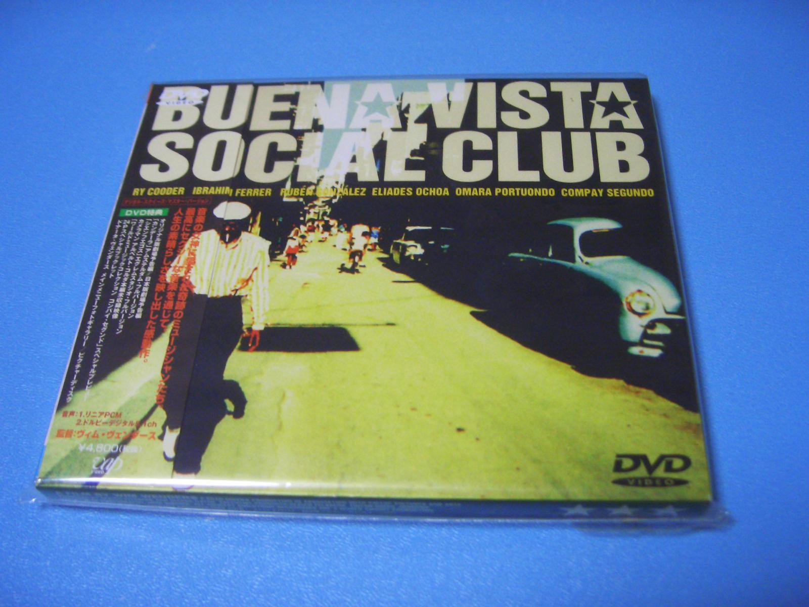 ライ・クーダー&キューバン・ミュージシャンズ / ブエナ・ビスタ・ソシアル・クラブ (DVD-AUDIO)_c0062649_22182613.jpg