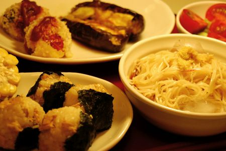 トマト豆腐のコトコト生姜煮_e0110659_1115862.jpg