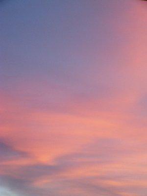 チリコンカンdeグラタン風☆ 夕焼け~♪ 海の夕焼け~♪_c0139375_1950364.jpg