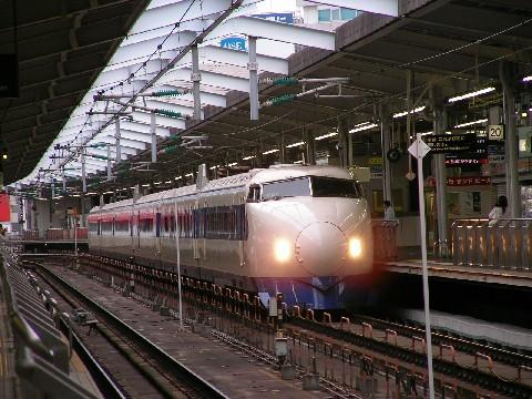 0系新幹線 旧色塗装_a0066027_12534138.jpg