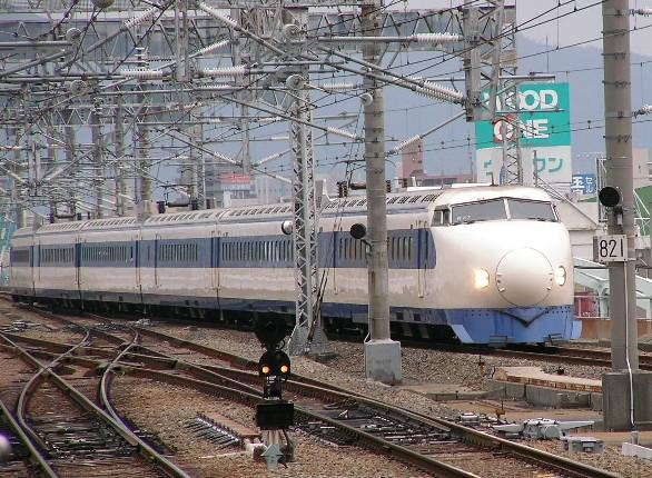 0系新幹線 旧色塗装_a0066027_1384094.jpg