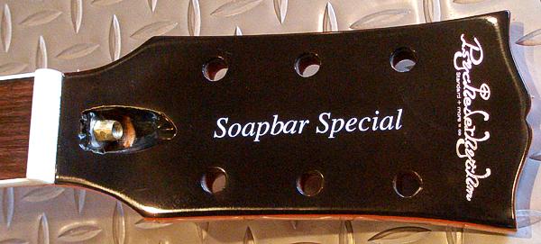 某バンド・RのKさんオーダーの「Soapbar SP」塗装完了!_e0053731_1953047.jpg