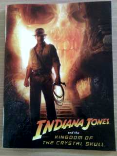 INDIANA JONES and the KINGDOM OF THE CRYSTAL SKULL_f0030155_1318057.jpg