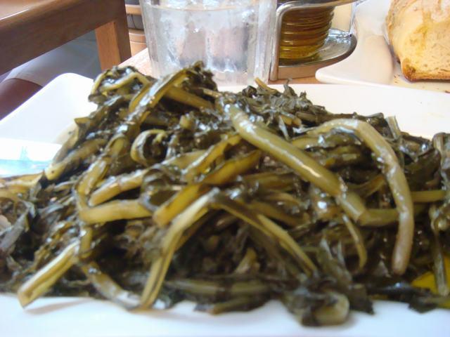 ギリシャ街のギリシャ料理を案内して、_d0100880_9284744.jpg