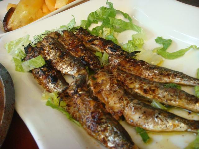 ギリシャ街のギリシャ料理を案内して、_d0100880_9301034.jpg