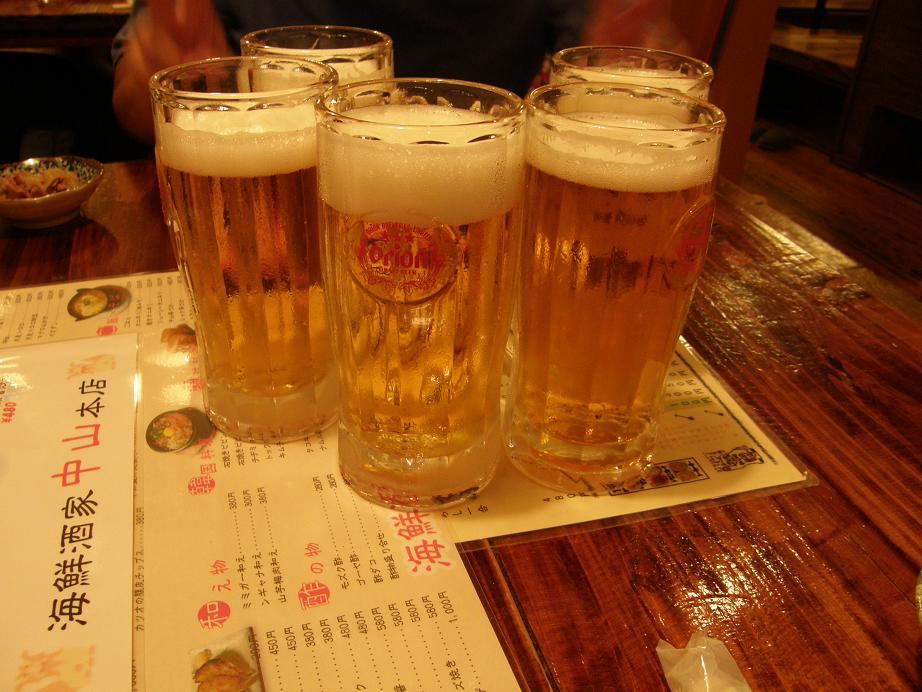 2日目 宮古島の居酒屋「中山」その1_c0118393_1441326.jpg
