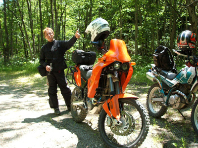 今日はバイク遊び!_f0096216_17323978.jpg