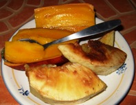 スプーンで食べるバナナ_a0043520_1139599.jpg