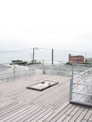 海を一望 海菜寺(うなじ) 鎌倉_e0022239_0264431.jpg