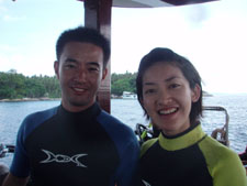 6月20日 ラチャヤイ島にご兄弟姉妹をお連れして_d0086871_1934356.jpg