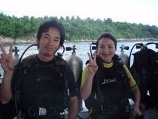 6月20日 ラチャヤイ島にご兄弟姉妹をお連れして_d0086871_19363543.jpg