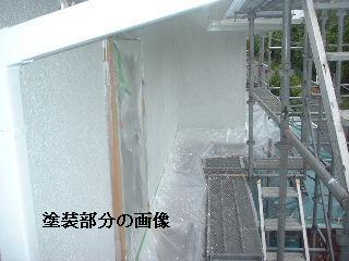 塗装工事8日め_f0031037_1929226.jpg