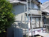 ■外壁修繕の現場2 ■海6月26日(木)15:30_b0112351_11181399.jpg