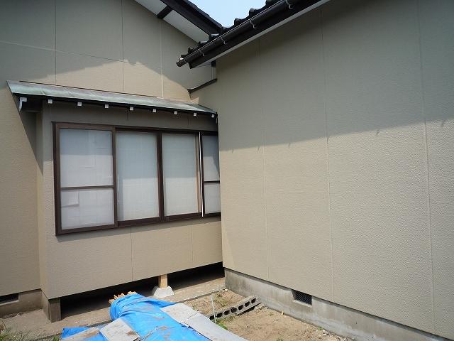 ■外壁修繕の現場2 ■海6月26日(木)15:30_b0112351_11181962.jpg