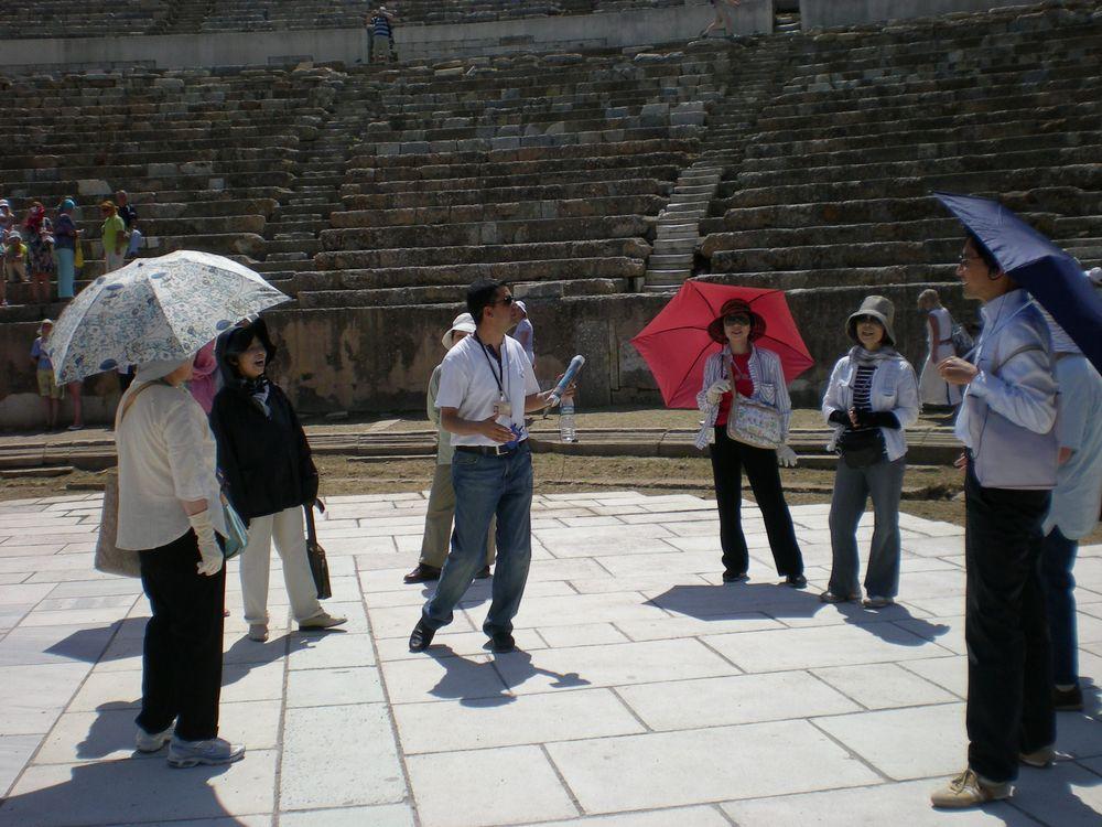 6月24日(水)トルコ旅行③・・・イズミール~エフェソス~パムッカレ_f0060461_23422776.jpg