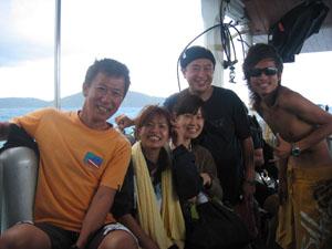 6月22日 青いラチャヤイ島デイトリップ _d0086871_1759726.jpg